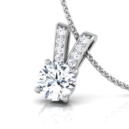 Victory Solitaire Pendant