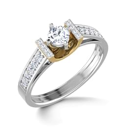 Charisma Solitaire Ring