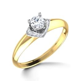 Prestige Solitaire Ring