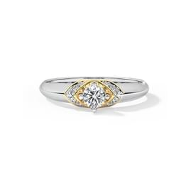 Marvel Solitaire Ring