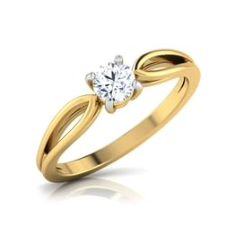 Cleva Vivid Solitaire Ring