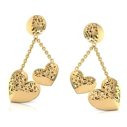 Addison Cutout Drop Earrings