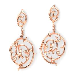 Twain Filigree Drop Earrings