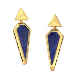We Lapis Drop Earrings