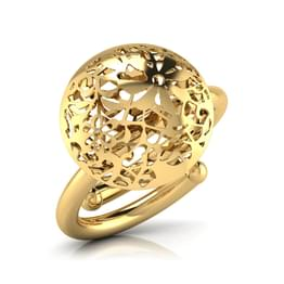 Lora Cutout Ring