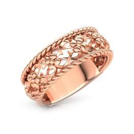 Delicate Filigree Ring