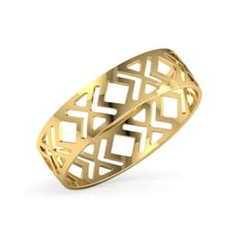 Hex Cutout Ring