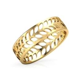 Fern Cutout Ring