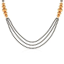 Dew Beads Gold Mangalsutra