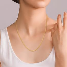 Empress Link Gold Chain