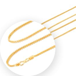 Ravish Link Gold Chain