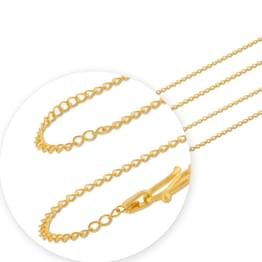 Fine Link Gold Chain
