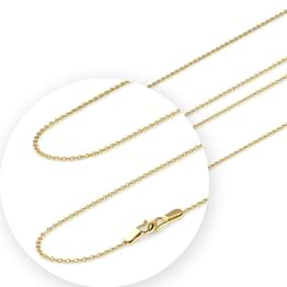 Grace Cable Gold Chain