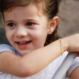 Tiny Car Adjustable Infant Bangle